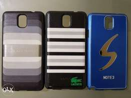 Unique Samsung Note 3 Back Covers.