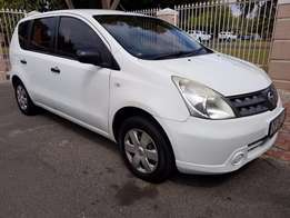 2009 Nissan Livina 5 Seater (PRIVATE SALE) Very Neat