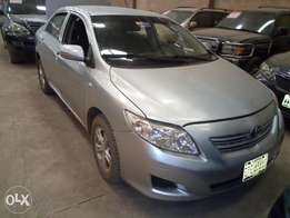 Very good used Nigerian Corolla