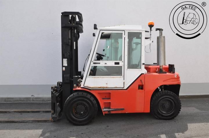 Dan Truck 6009 - 1999 - image 9