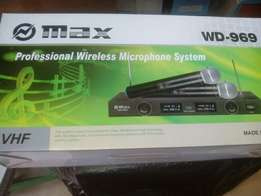 Max Wireless microphone