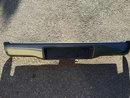 Toyoa Hilux 2005+ original rear bumper- grey colour