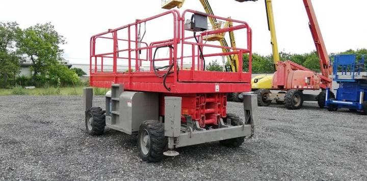 Haulotte H12SX - 12m, 4x4, diesel - 2019