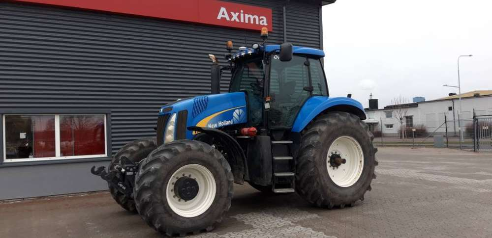 New Holland T8020 - 2008