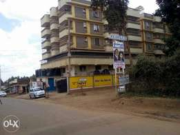 A very prime commercial 50 by 100 plot for sale in Kerugoya Town