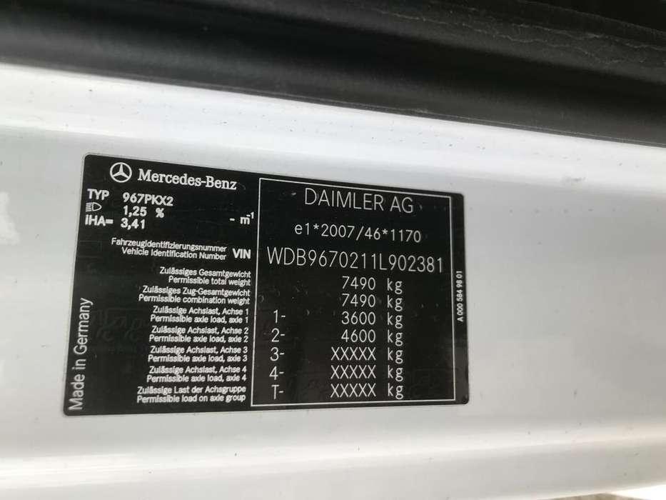 Mercedes-Benz Atego 818 L - 2014 - image 5