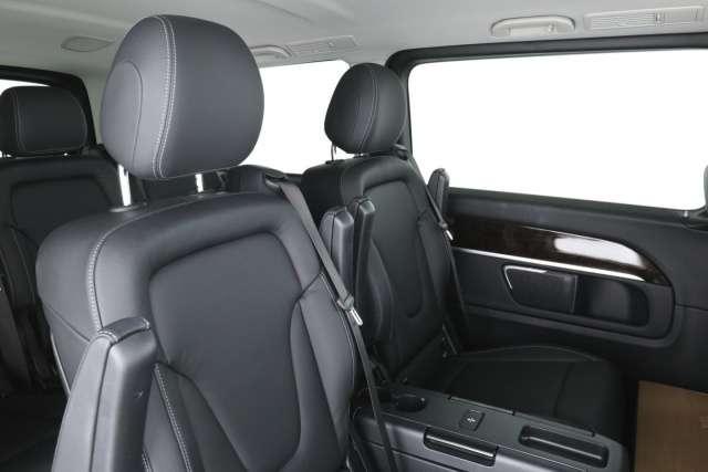 Mercedes-Benz V 220d  Edition, Leder, Comand, Distr., 360 Bluetooth Navi LED Vollleder Klima Einparkhilfe el. Fenster - 2018 - image 5
