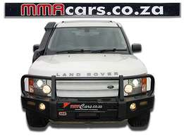 2009 LAND ROVER DISCOVERY 3 V8 HSE comandshift