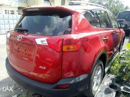 2014 model Toyota Rav4 Xle very Clean tokunbo