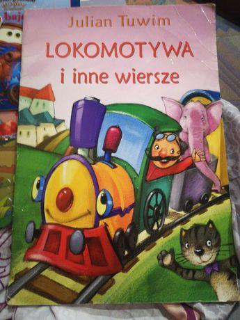 Lokomotywa I Inne Wiersze Julian Tuwim Chociwel Olxpl
