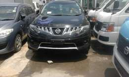 Nissan murano leather seats sunroof 2010