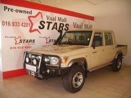 2014 Toyota Land Cruiser 4.0L V6 Double Cab