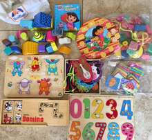 Quality wooden Young Girls' Educational Toys