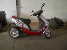 2015 sym scooter 100cc for sale