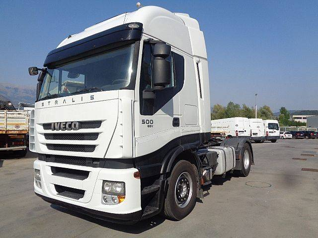 Iveco STRALIS AS440S50 TP - 2011