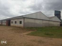 Warehouse for Lease in Uyo