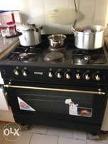 Neatly used Chigo 6burner gas cooker