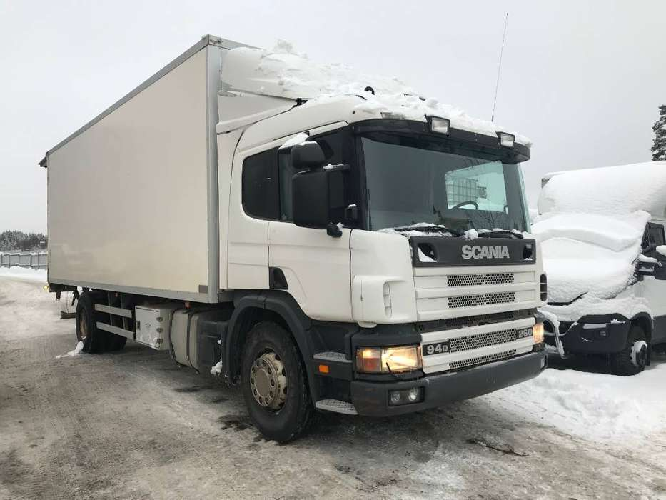 Scania P94-260, For Parts - 2000