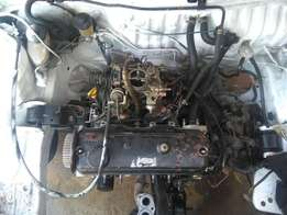 Toyota Conquest/Tazz 2E engine (Complete) - All new parts