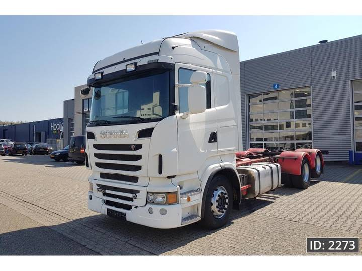 Scania R500 Highline, Euro 5 - 2011