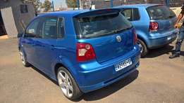 Volkswagen polo 1.6, Sported, Leather Upholstery, Hatch Back, Mu