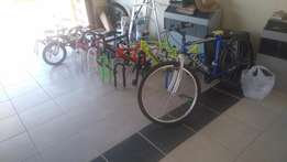 Bicycles and Components