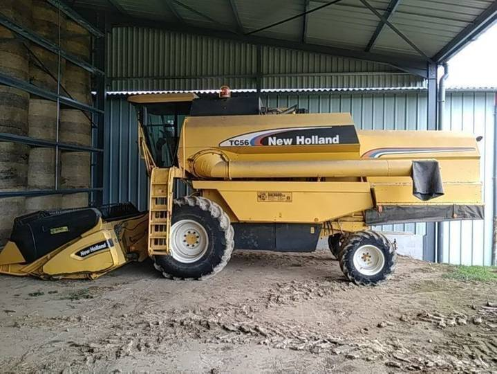 New Holland tc56 - 2004