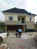 Luxury 5 bedroom duplex townhouse for sale at Victoria Court, Ojodu