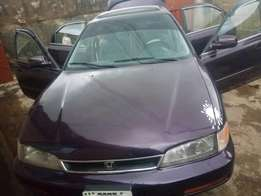 Honda Academy 1997. Purple colour