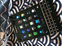 BlackBerry PassPort like new
