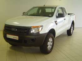 2013 Ford Ranger 2.2Tdci, Extra Cab,XL 4x2 Manual