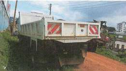 Bank Auction FAW CA1081 Tipper