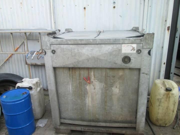 Tankcontainer 800L - 2002