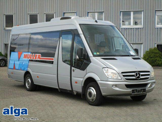 Mercedes-Benz 516 CDI Sprinter, Euro 5, 18 Sitze, Reise - 2011