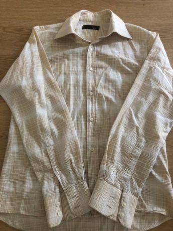 a5ccec4d2fb46 koszula męska - Słupsk - Na sprzedaż koszula męska widoczna na załączonych  zdjęciach. Koszula używana