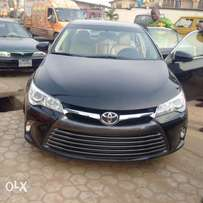 Toyota Camry 2015 model (One-Month Used)