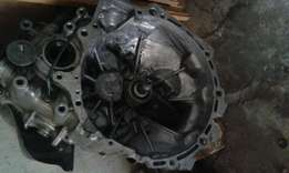 mazda gearbox