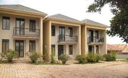 A cute two bedroom apartment for rent in lubowa at 600,000=