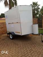 Food trailer to rent R1000 per day neg.