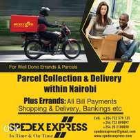 Courier delivery & errands