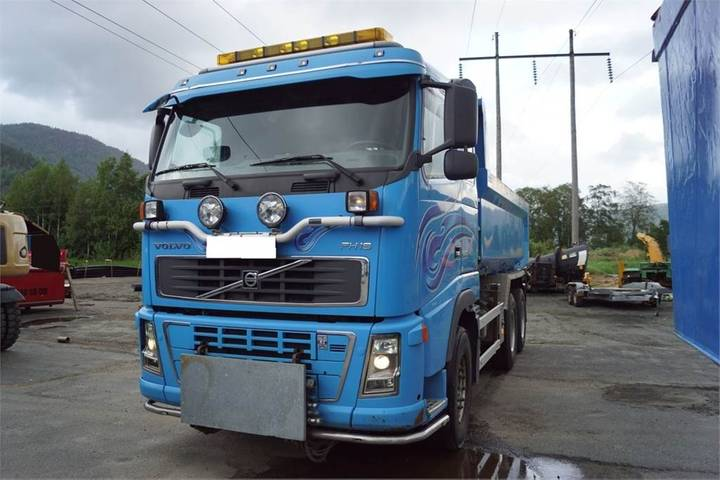 Volvo Fh16 - 2008