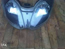 front light for scooter