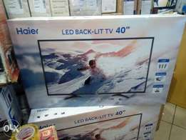 "40"" Haier digital tv"