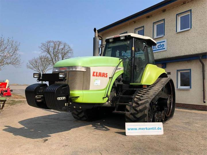 Claas Challenger Ch 55 - 1998