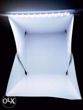 Biggest premium foldable photography box PHOTOSTUDIO lightbox PHOTO