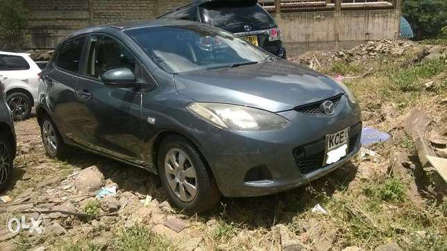 Mazda Demio For Sale at 480,000/- ono Nairobi CBD - image 1