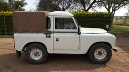 "1967 Land Rover 88"" For Sale"