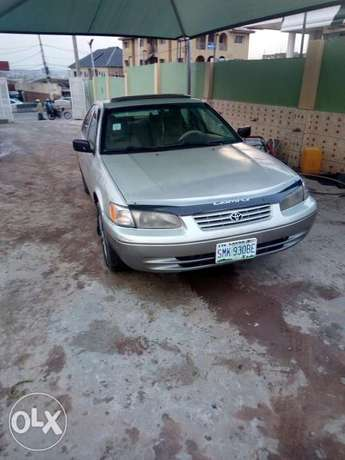 This is a very clean toyota camry tiny light silver Ikeja - image 1