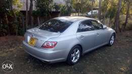 Toyota Mark X,KBY,very clean ,quick sale at 870,000 neg