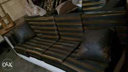 Sofa being sold